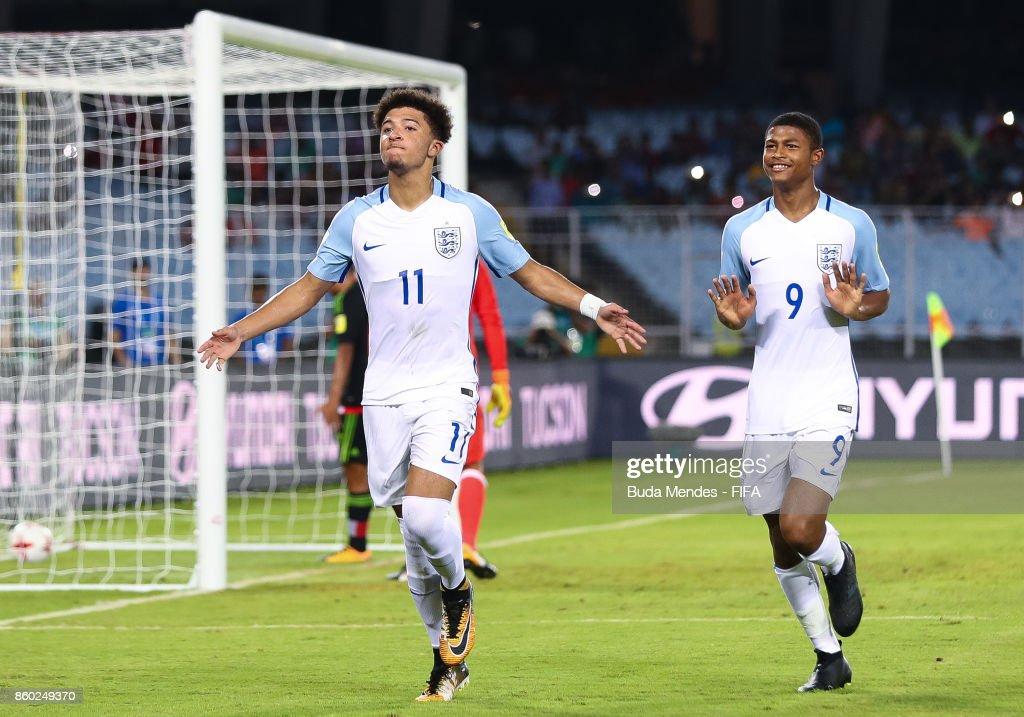 England v Mexico - FIFA U-17 World Cup India 2017 : News Photo