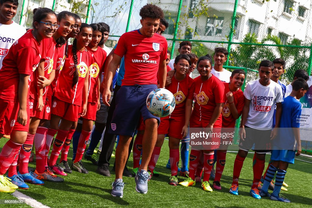 FIFA U-17 World Cup India 2017 - Previews : News Photo