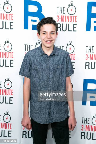 Jadon Sand attends red carpet event featuring business influencers celebrities and leading network executives gather to celebrate Brant Pinvidic's...