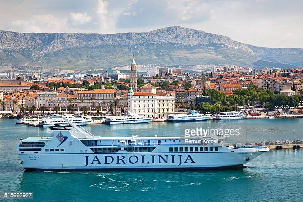 Jadrolinija Ferries Split Croatia