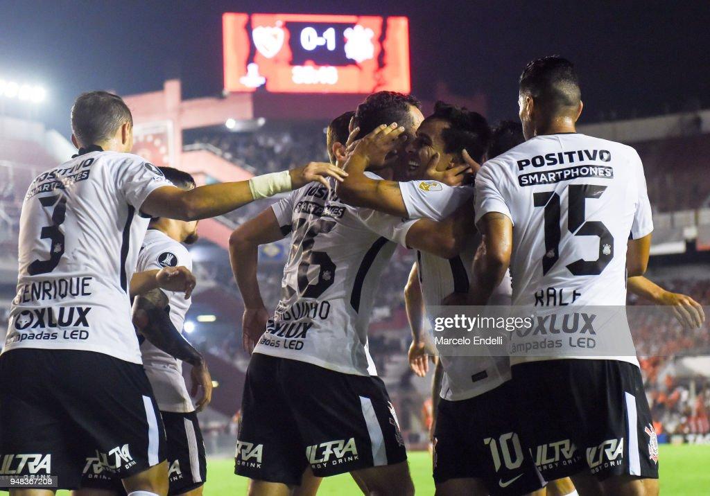 Independiente v Corinthians - Copa CONMEBOL Libertadores 2018