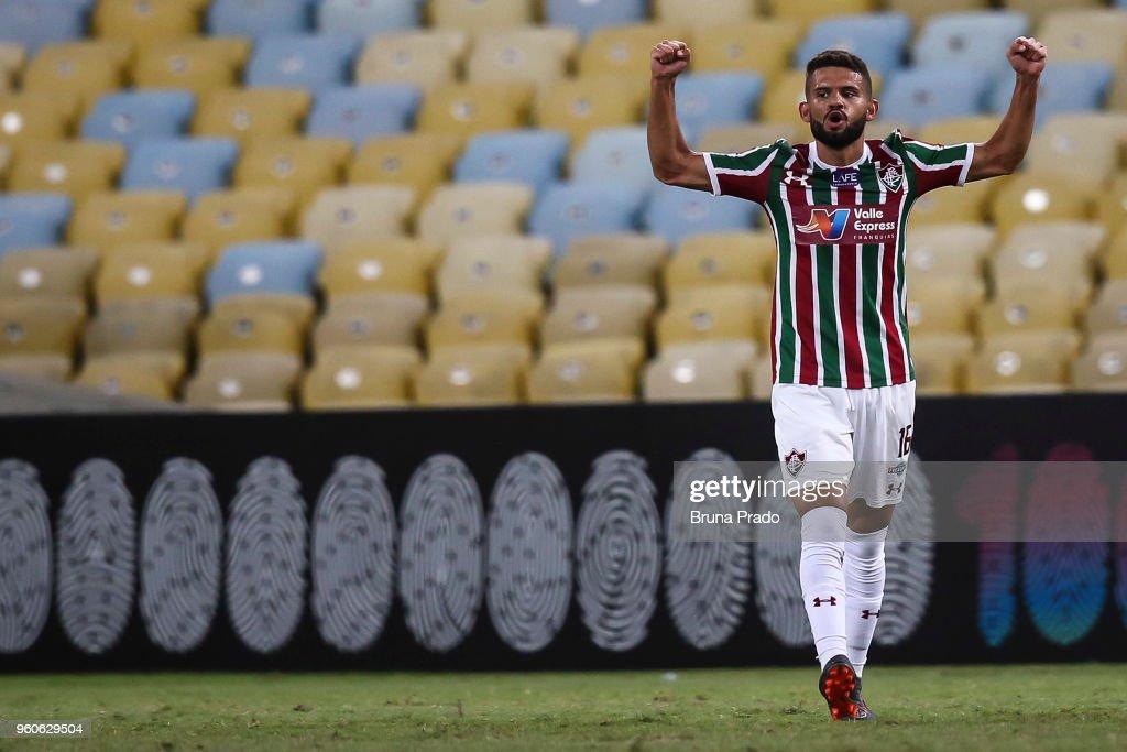 Fluminense v Atletico PR - Brasileirao Series A 2018