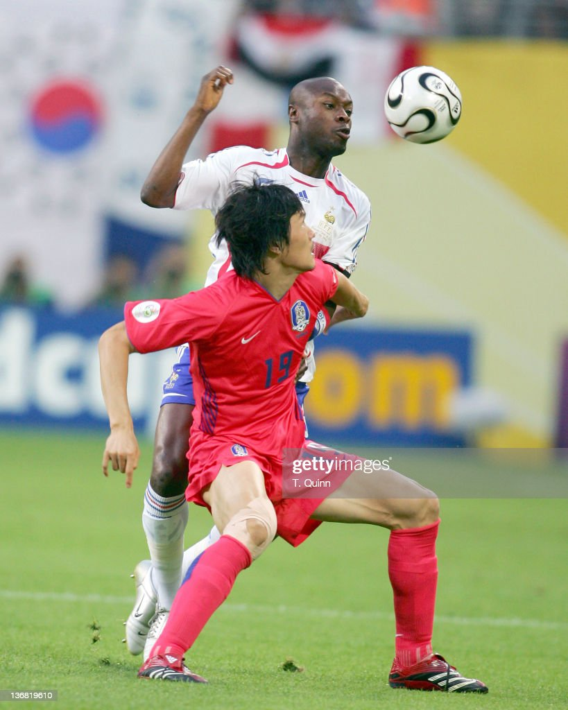 FIFA 2006 World Cup - Group G - France vs Korea Republic
