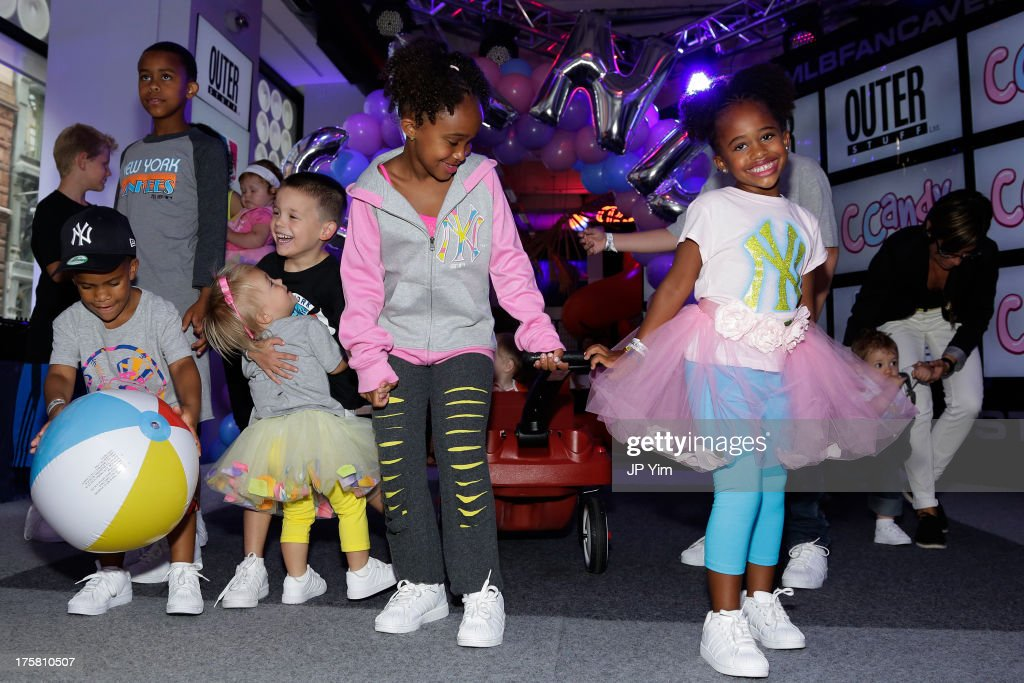 CCandy Children's Clothing Line Launch : News Photo