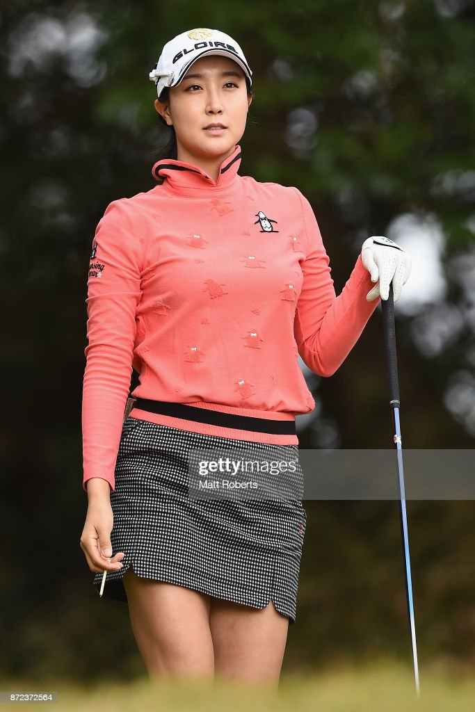 Itoen Ladies Golf Tournament 2017 - Round One : News Photo