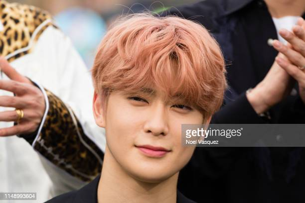 Jaehyun of NCT 127 visits Extraat Universal Studios Hollywood on May 13 2019 in Universal City California