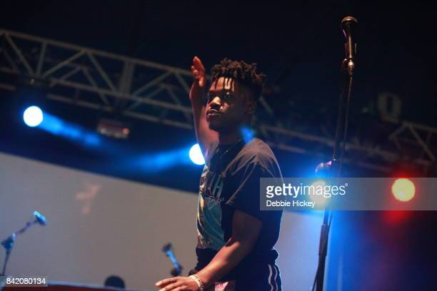 Jafaris performs at Electric Picnic Festival at Stradbally Hall Estate on September 2 2017 in Dublin
