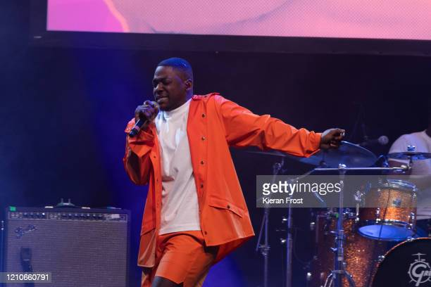 Jafaris performs at the RTE Choice Music Prize at Vicar Street on March 05 2020 in Dublin Dublin