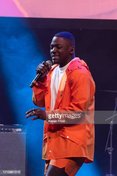 Jafaris performs at the RTE Choice Music Prize at Vicar Street on March 05, 2020 in Dublin, Dublin.