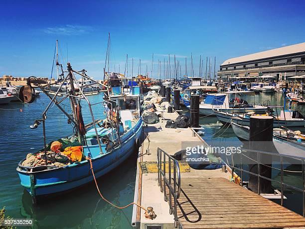 Jaffa Old port, Tel Aviv, Israel