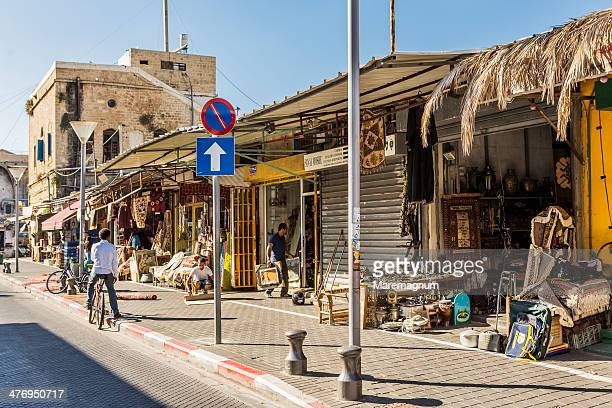 Jaffa, the Flea Market