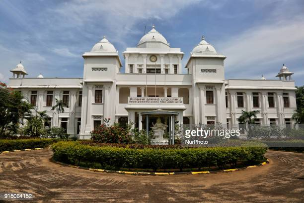 Jaffna Public Library in Jaffna Sri Lanka The library is one of Jaffna's most famous landmarks and was built in 1933 The library was burnt in 1981...