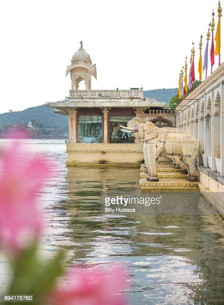 Jag Mandir (Lake Garden Palace) is a palace constructed on an island on Lake Pichola in Udaipur, state of Rajasthan, India.