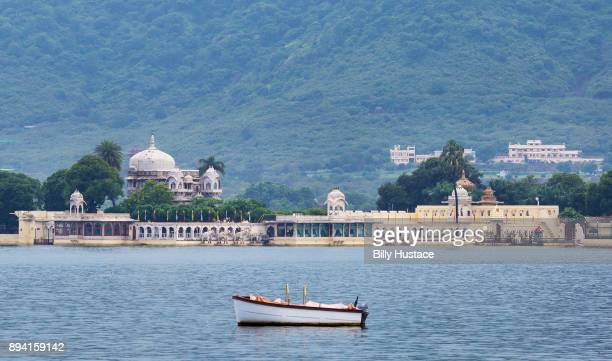Jag Mandir (Lake Garden Palace) is an island palace on Lake Pichola in Udaipur, state of Rajasthan, India.