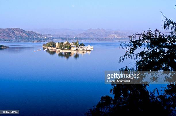 Jag Mandir on Lake Pichola one of the most beautiful palaces in Udaipur