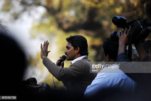 60 Top Jagan Mohan Reddy Pictures, Photos and Images - Getty