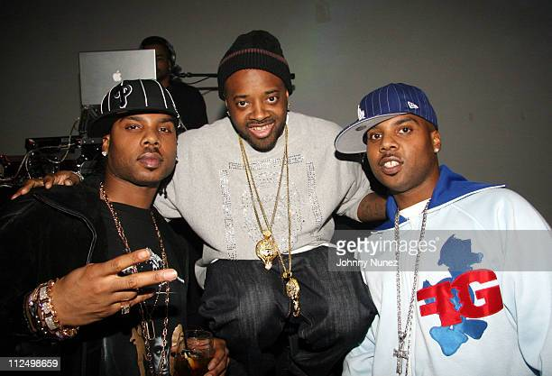 Jagged Edge Jermaine Dupri and guest **EXCLUSIVE COVERAGE**