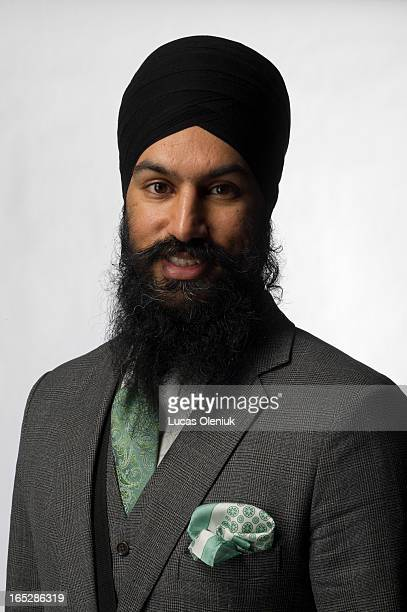 Jagmeet Singh new NDP MPP photographed for the 12 to watch in 2012