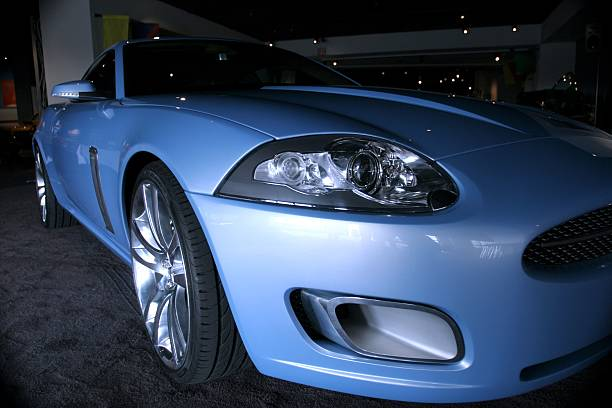 Jaguar Advanced Lightweight Coupe Concept Vehicle Unveiled At The