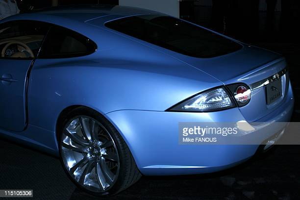 Jaguar Advanced Lightweight Coupe Stock Photos And Pictures Getty