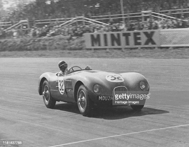 Jaguar C type Duncan Hamilton 1951 Creator Unknown