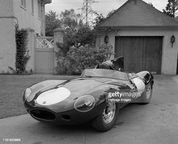 Jaguar D type. Creator: Unknown.