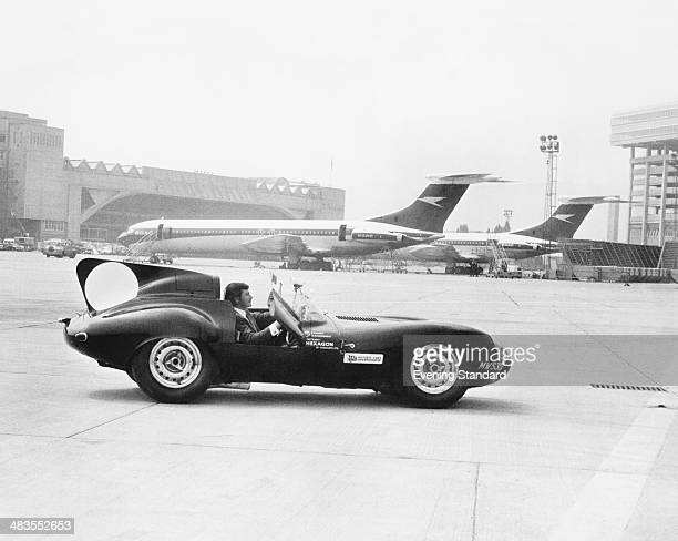 Jaguar racing pictures and photos getty images for Moss motors used cars airport
