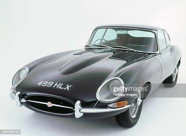 Jaguar E type 38 fixed head coupe Ex George Harrison owned 2000