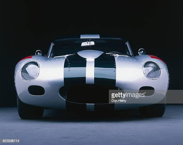 1961 Jaguar E-Type Coupe Racecar