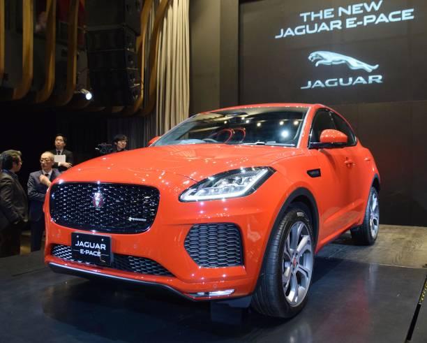 Jaguar's E-PACE Pictures | Getty Images