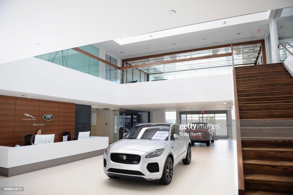 Jaguar Land Rover Opens New North American Headquarters Photos and