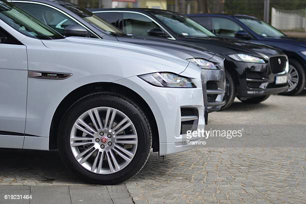 Jaguar SUV vehicles