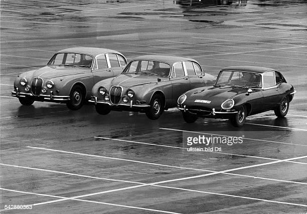 Jaguar Typen Limousine Mark II Limousine S und Coupe E 60er Jahre