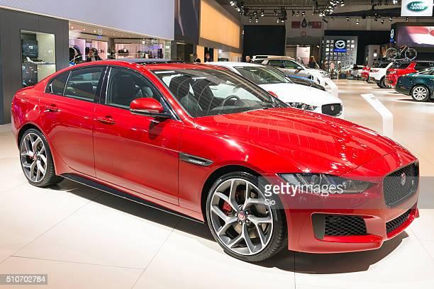 Jaguar XE S saloon Auto
