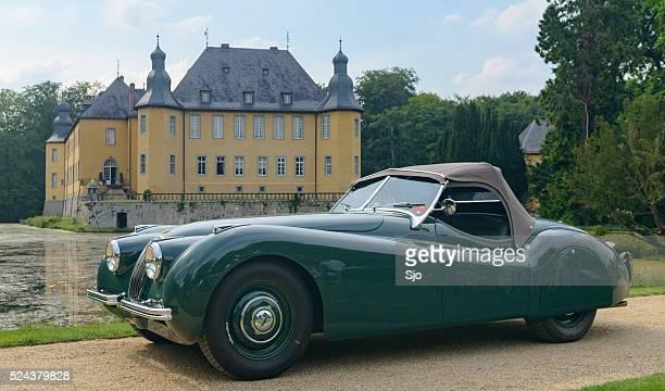 Jaguar XK 120 Classic Sports Car