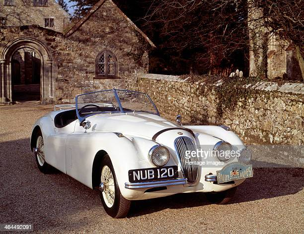 Jaguar XK 120 First introduced in 1948 the Jaguar XK120 was a sports car noted for its streamlined elegant design Apart from the look it was also...