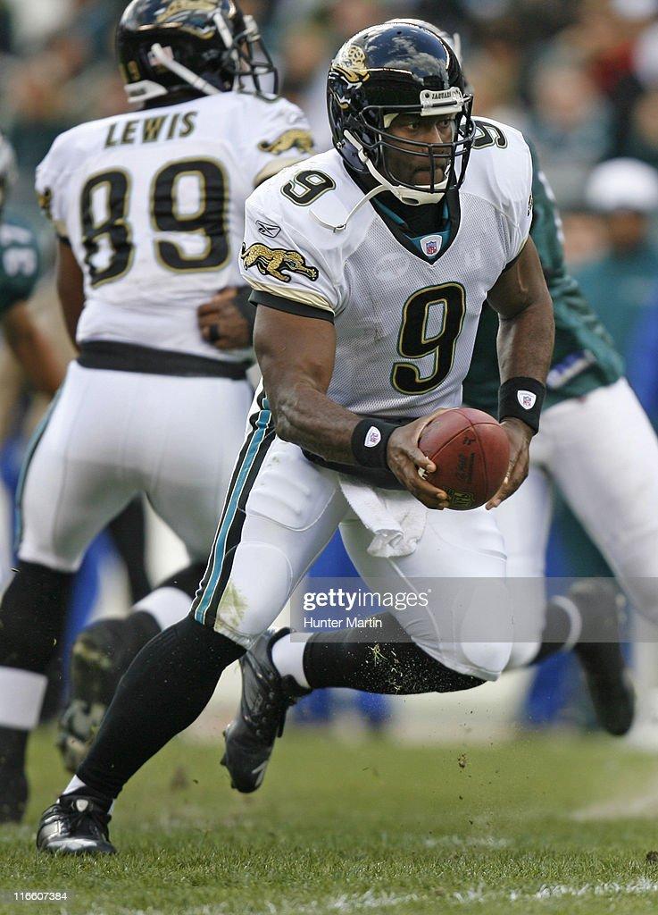 Jacksonville Jaguars vs Philadelphia Eagles - October 29, 2006