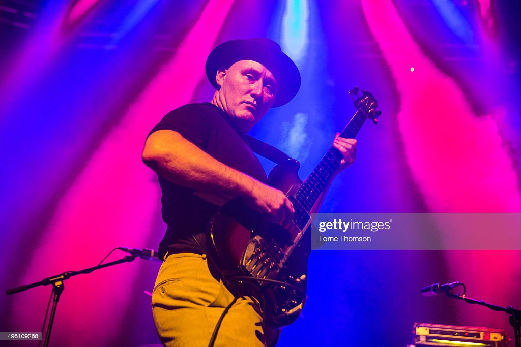 Killing Joke Perform At The Roundhouse In London