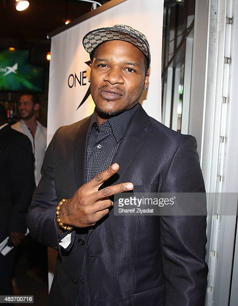 Jaheim at Stage 48 on August 11 2015 in New York City