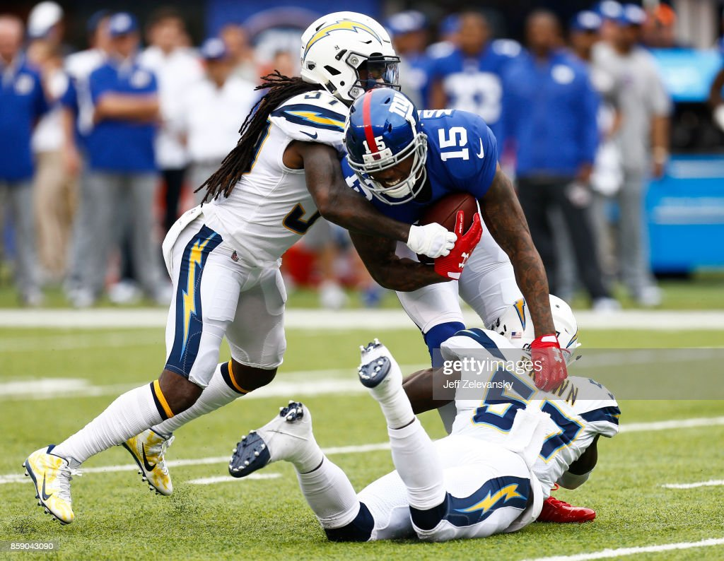 Los Angeles Chargers vNew York Giants