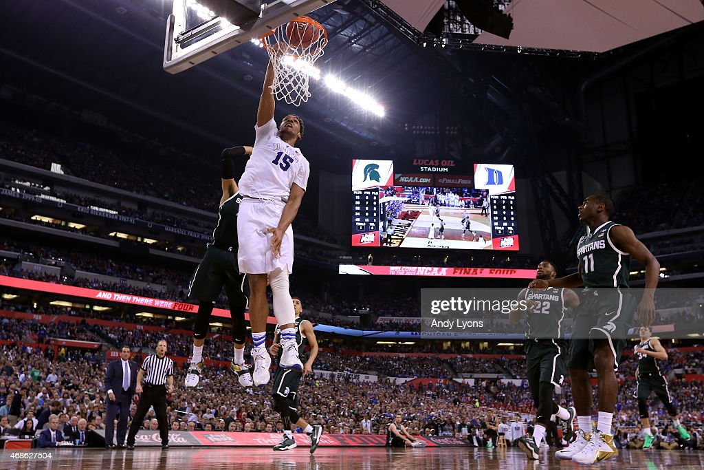 NCAA Men's Final Four - Semifinals