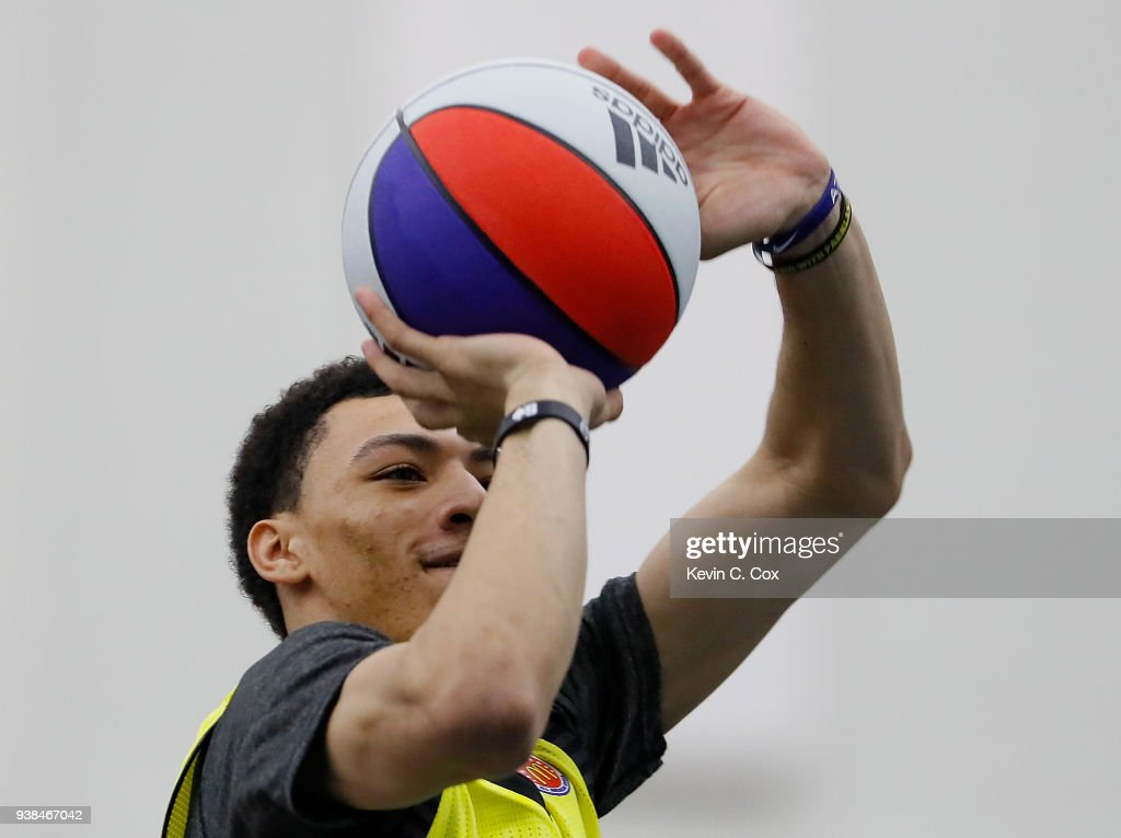 2018 McDonald's All American Game - Jam Fest : News Photo