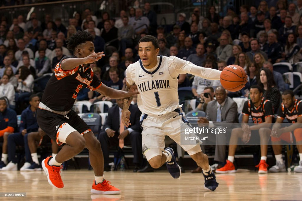 Morgan State v Villanova : News Photo