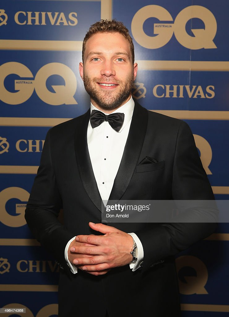 2015 GQ Men Of The Year Awards - Arrivals : News Photo