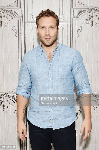 Jai Courtney attends the AOL Build Speaker Series to discuss Suicide Squad at AOL HQ on July 28 2016 in New York City
