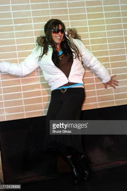 Jai Rodriguez as Jennifer Lopez