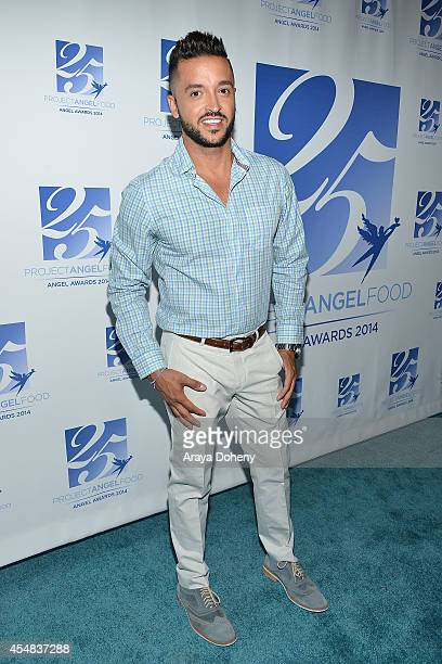 Jai Rodriguez attends the Project Angel Food's 25th Anniversary Angel Awards 2014 honoring Aileen Getty with the Inaugural Elizabeth Taylor...