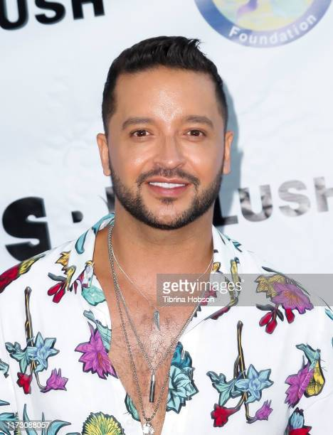 Jai Rodriguez attends the Voice for Animals 3rd annual 'Wait Wait Don't Kill Me' comedy gala at The Broad Stage on September 07 2019 in Santa Monica...
