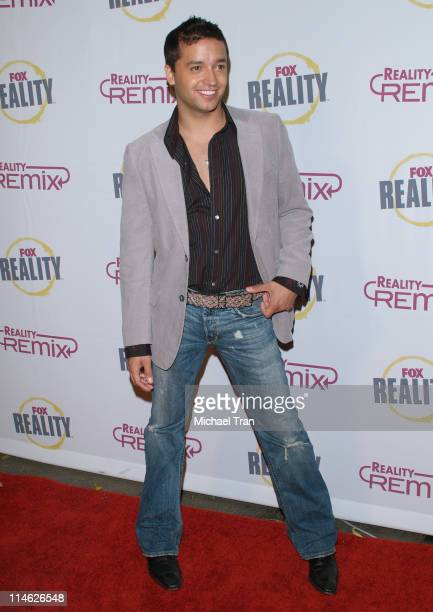 Jai Rodriguez during Fox Reality Presents 'The Reality Remix Really Awards' Arrivals at Les Deux in Hollywood California United States