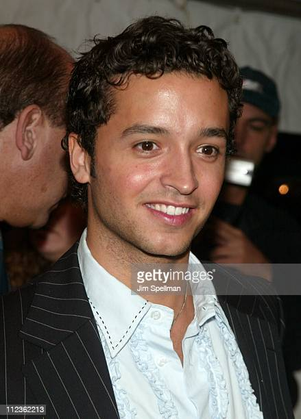 Jai Rodriguez during 'Love Actually' New York Premiere at Ziegfeld Theatre in New York City New York United States